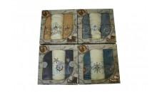 Набор полотенец «Морячок» 3 предмета