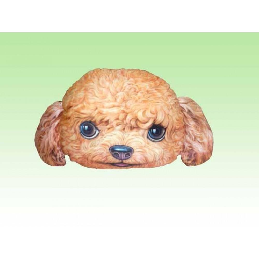 Подушка декоративная Собака 3D большая