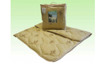 Одеяло из овечьей шерсти Романтика 200x220, 172x205, 140x205 (силиконизированное волокно)