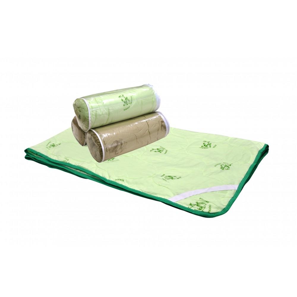 Наматрасник «Бамбук», импортная (синтетическая) ткань, тубус