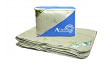 Одеяло бамбуковое 4 сезона Бест 200x220, 172x205, 140x205 Аэлита (комбинация двух одеял)