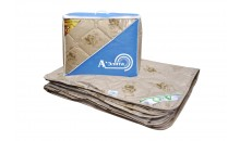 Одеяло из верблюжьей шерсти 4 сезона Бест 200x220, 172x205, 140x205 (комбинация двух одеял)