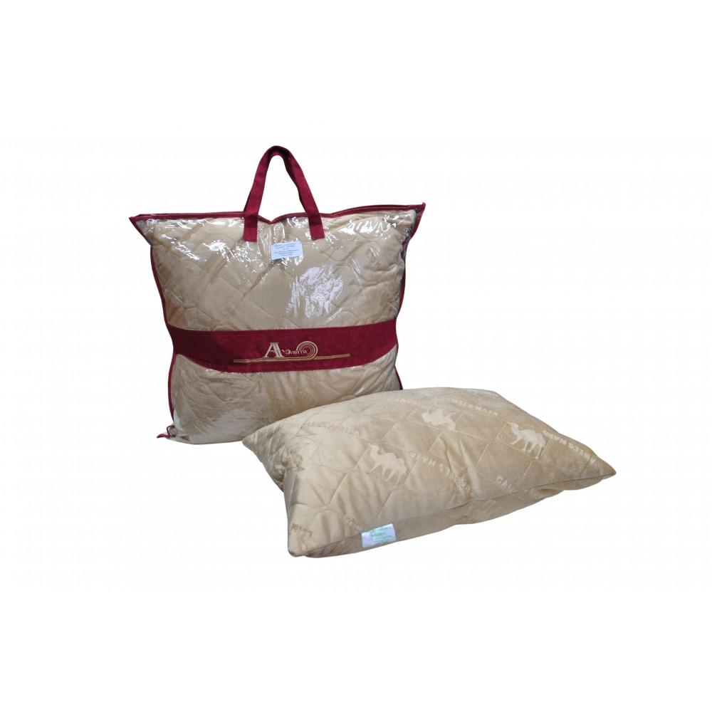 Подушка из верблюжьей шерсти 2-х камерная Camel Hair 50x70, 70x70