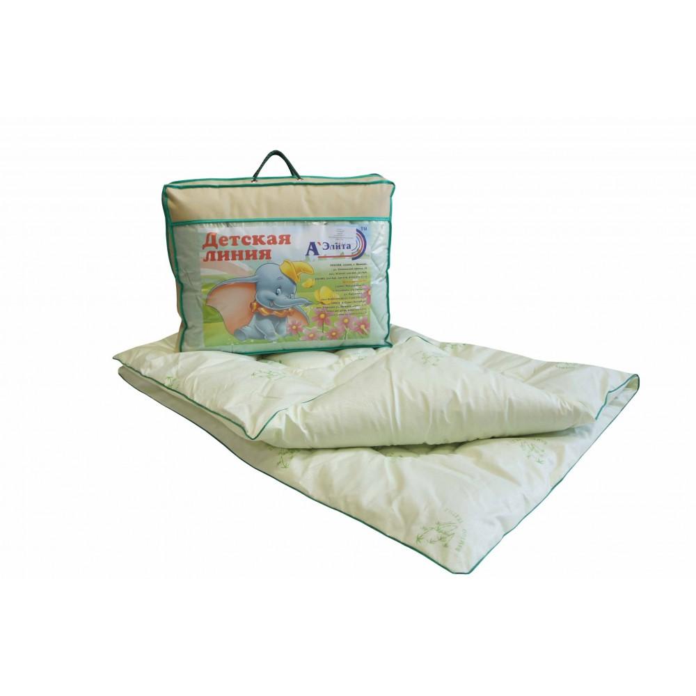 Одеяло бамбуковое Этюд детское 110x140 Аэлита