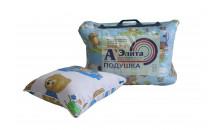 Подушка «Экоформ» с силиконизированным наполнителем для детей