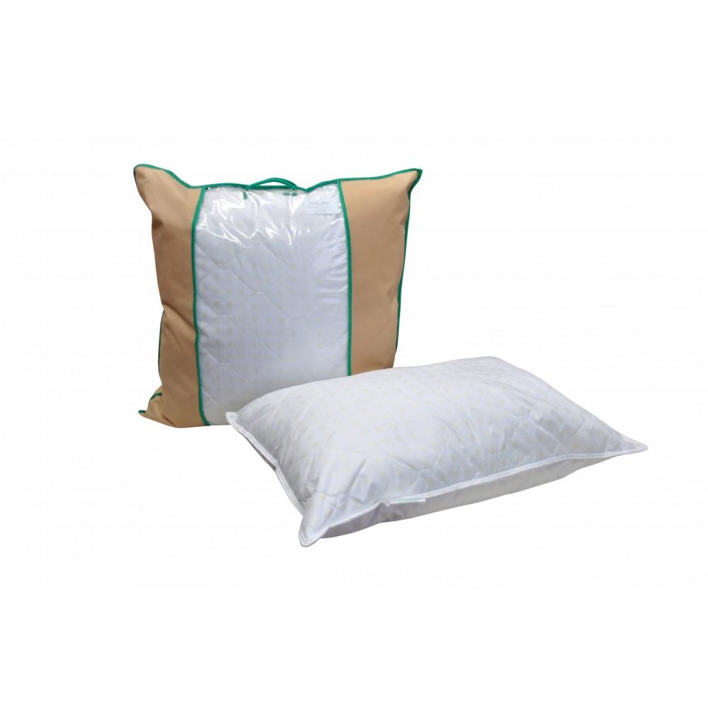 Подушка эвкалипт 2-х камерная Этюд 50x70, 70x70 (эвкалиптовое волокно)