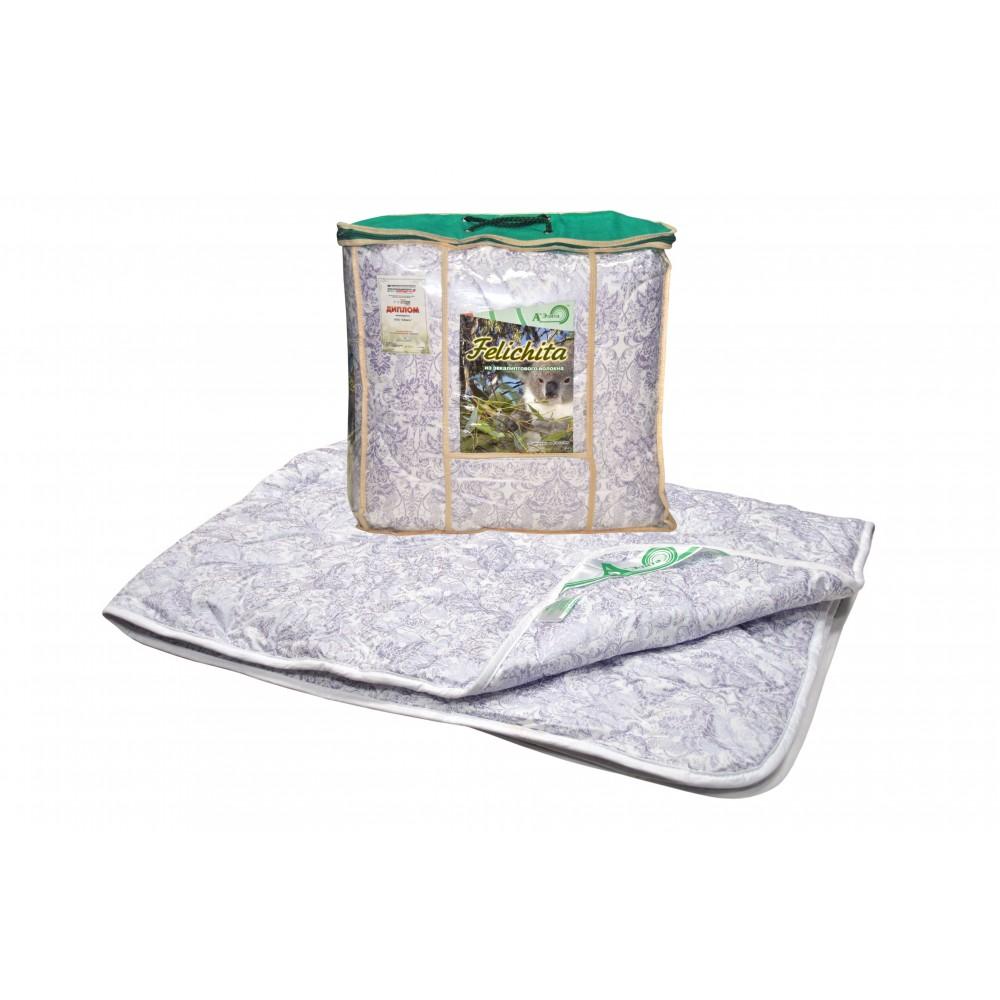 Одеяло эвкалипт Феличита 200x220, 172x205, 140x205 (эвкалиптовое волокно)