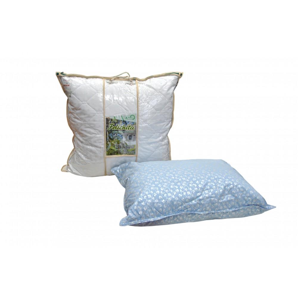 Подушка эвкалипт 2-х камерная Феличита 50x70, 70x70 (эвкалиптовое волокно)