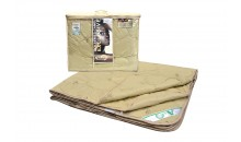 Одеяло из верблюжьей шерсти Идеал 200x220, 172x205, 140x205 (комбинация двух одеял)