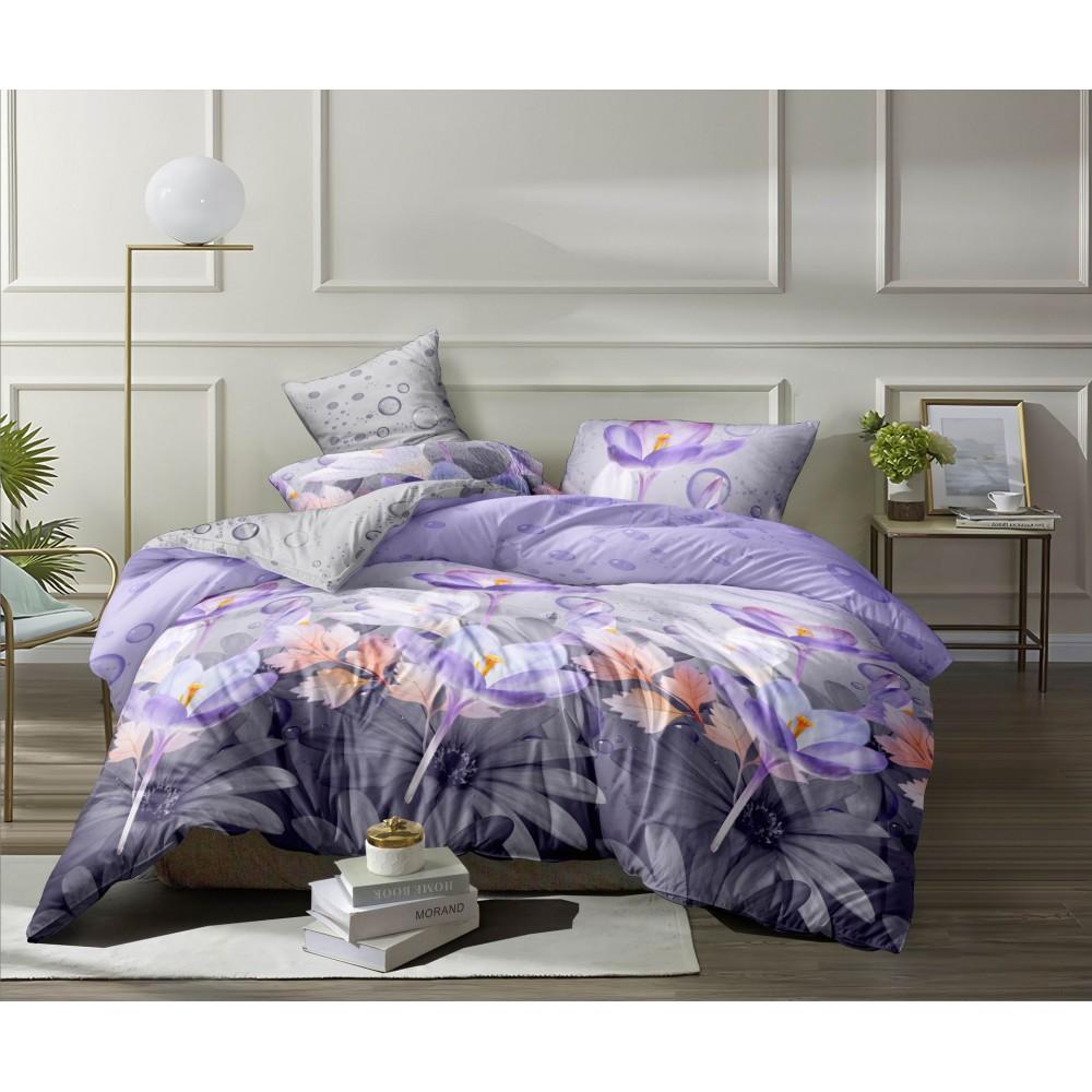 Комплект постельного белья КПБ Для Вас полиэстер (1.5, 2 спальный)