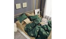 Комплект постельного белья Сатин 100% хлопок Папоротник