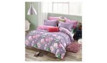 Комплект постельного белья Сатин Alanna Фламинго