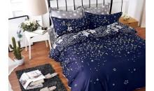 Комплект постельного белья Сатин Alanna Звёзды