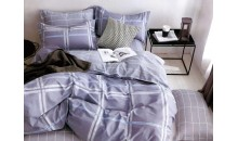 Комплект постельного белья Сатин на резинке Перфект