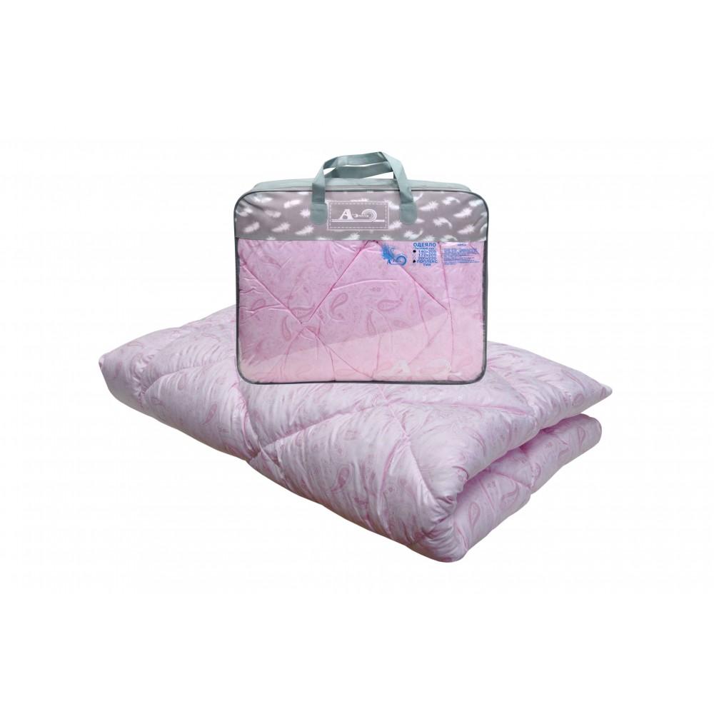 Одеяло Лебяжий пух 140x205, 172x205, 200х220 и 220x240 (из искусственного лебяжьего пуха)