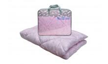 Одеяло Лебяжий пух 140x205, 172x205, 200х220 и 220x240 см (из искусственного лебяжьего пуха)