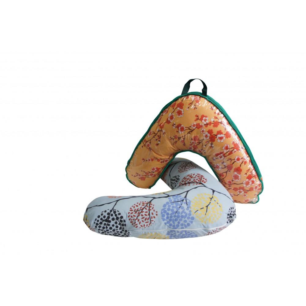 Подушка декоративная Луна лебяжий пух (искусственный)