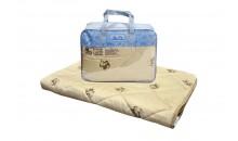 Одеяло из верблюжьей шерсти Норма Степ 200x220, 172x205, 140x205 (силиконизированное волокно)