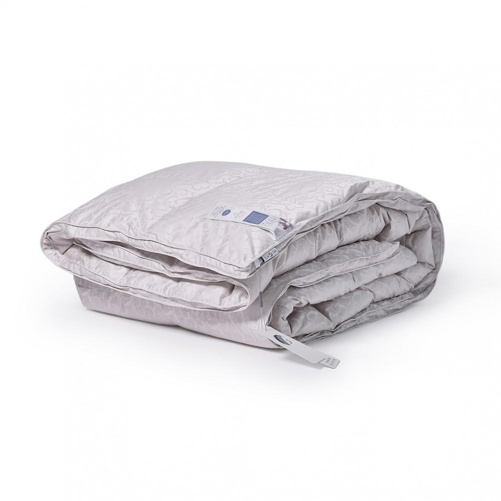 Одеяло пуховое кассетное DIAMOND 140x205 гусиный пух