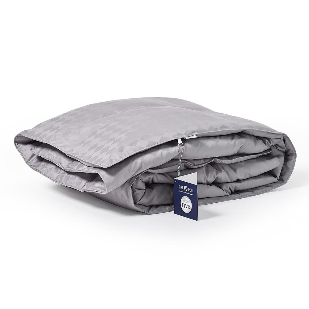 Одеяло пуховое кассетное Эдинбург Замок 200x220 гусиный пух