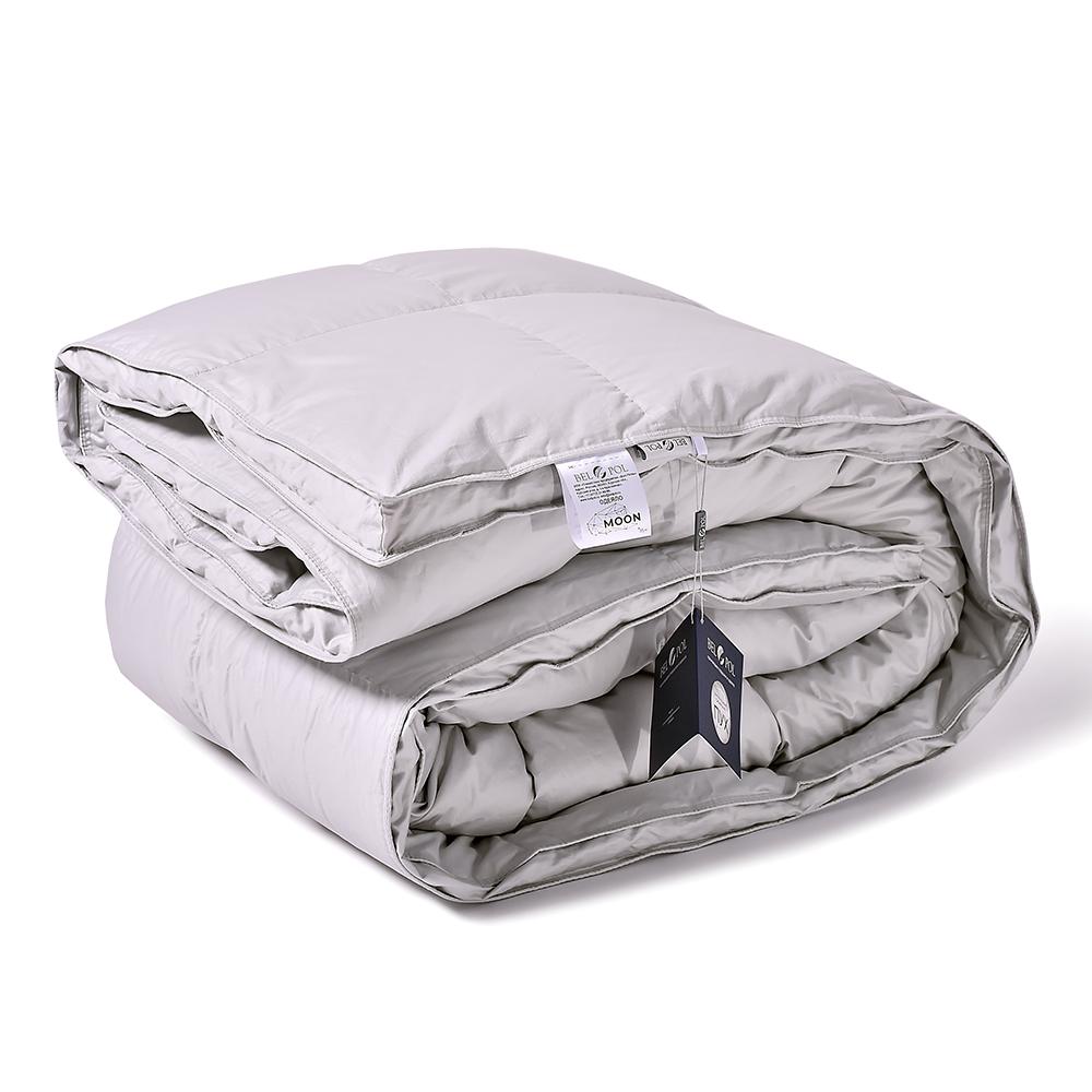 Одеяло пуховое кассетное с бортиком MOON 200x220 гусиный пух