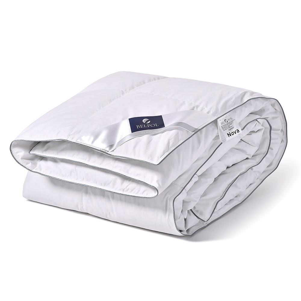 Одеяло пуховое кассетное NOVA 140x205 гусиный пух