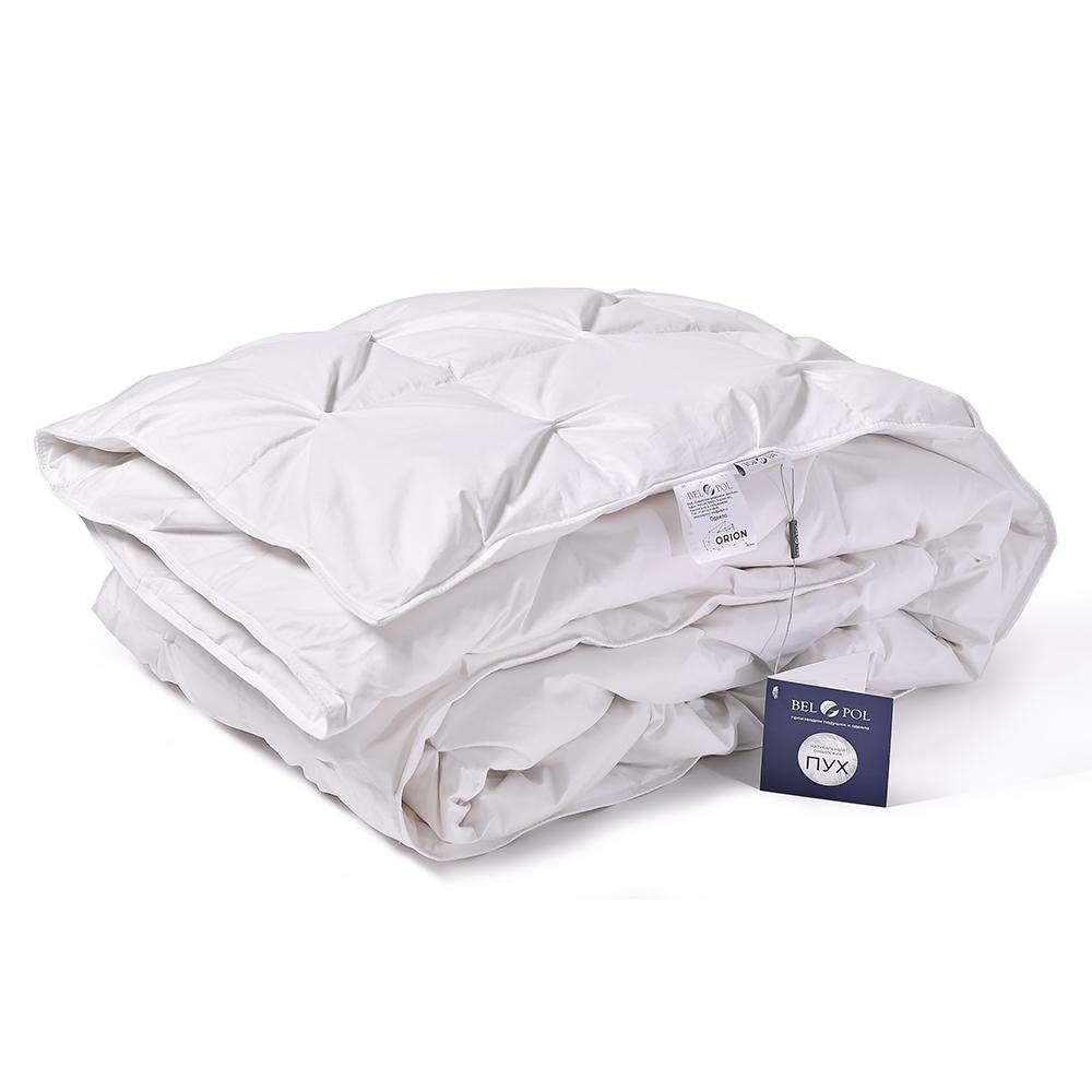 Одеяло пуховое с дизайнерскими буфами ORION 200x220 гусиный пух