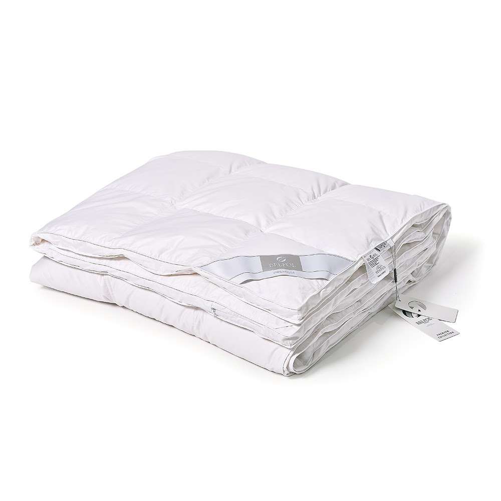 Одеяло пуховое кассетное STATUS 200x220 гусиный пух