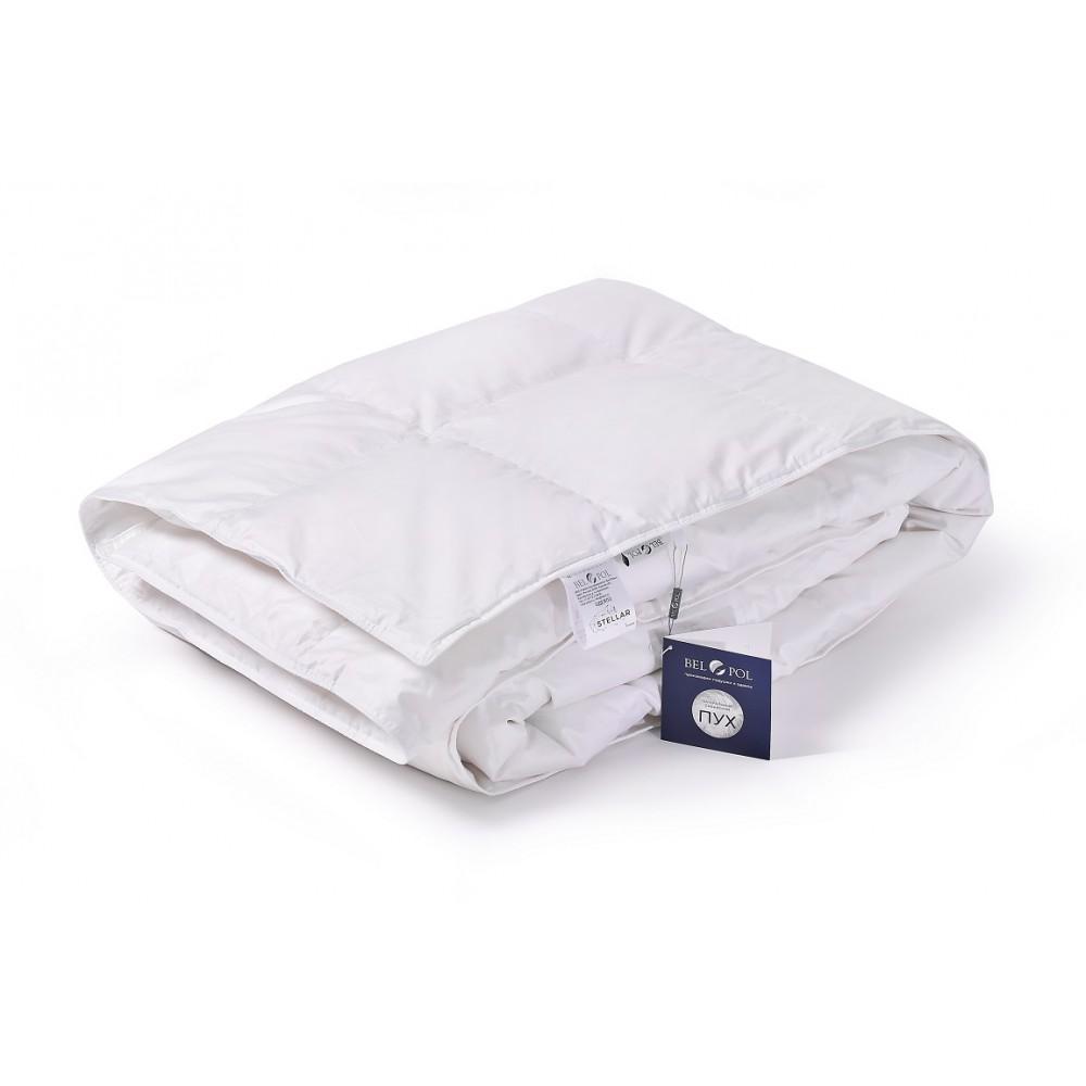 Одеяло пуховое кассетное STELLAR 140x205 гусиный пух