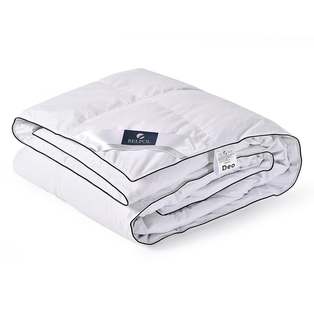 Одеяло пуховое кассетное DEO 140x205 гусиный пух
