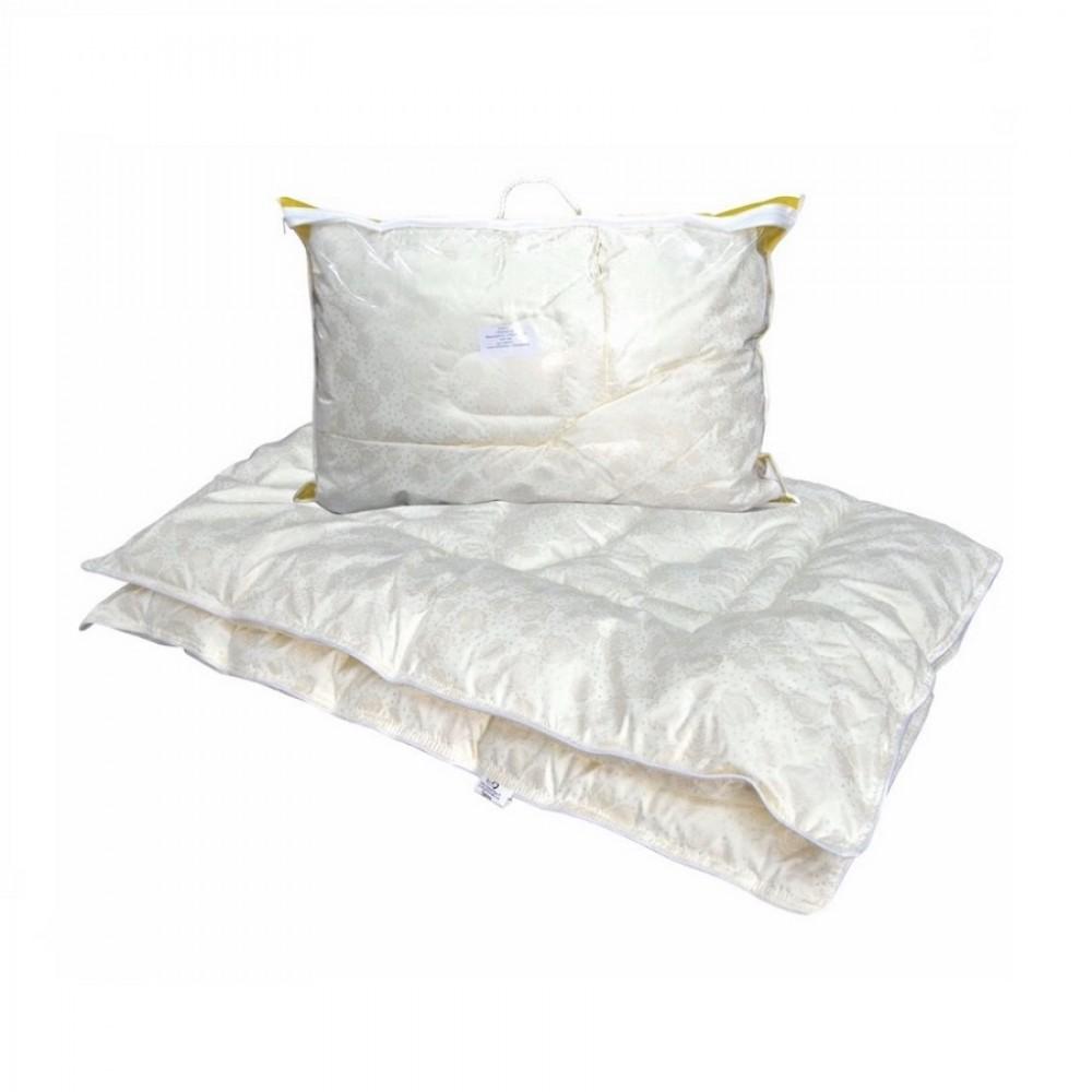 Одеяло Лебяжий пух 110x140 детское (из искусственного лебяжьего пуха)