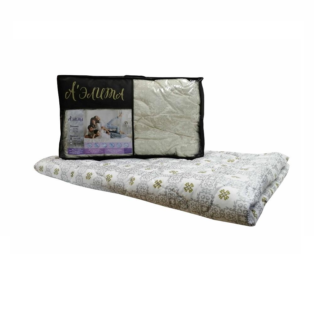 Одеяло пуховое Family 200x220, 172x205, 140x205 (высокосиликонизированное волокно)