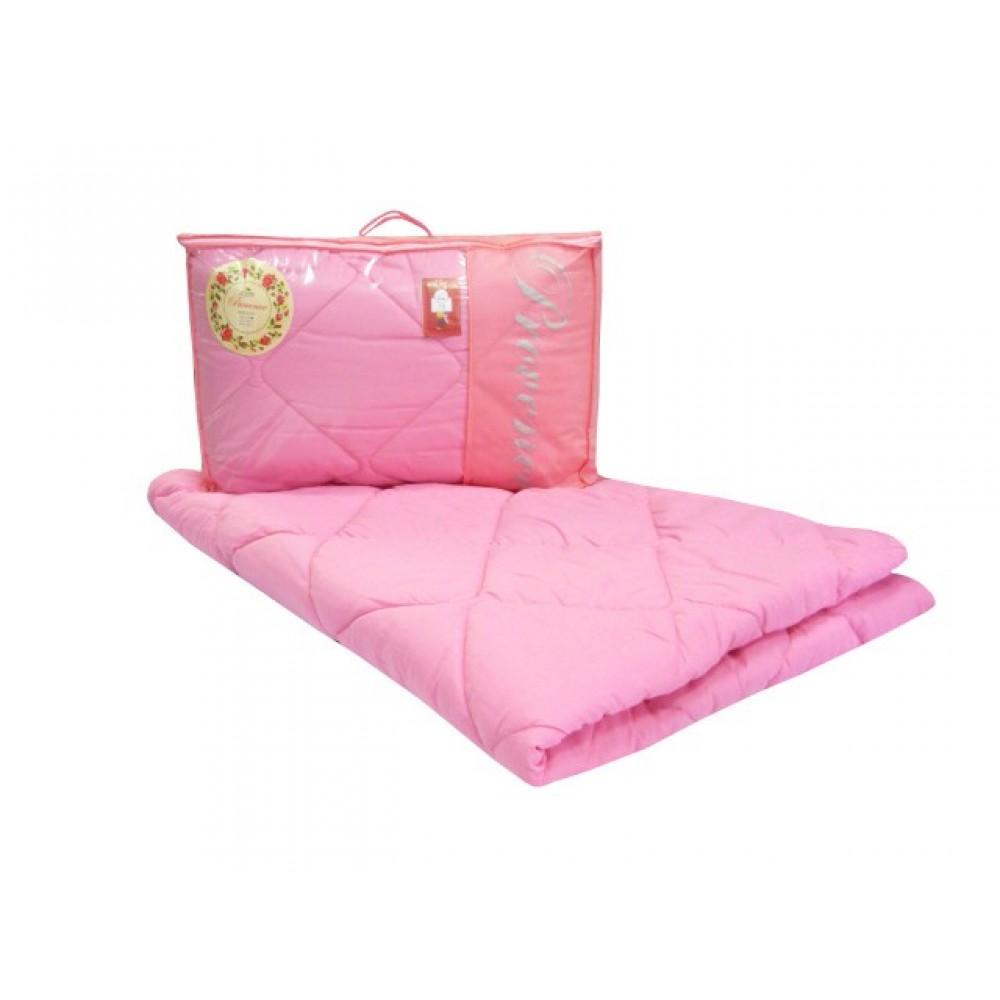 Одеяло пуховое Provence Роза 200x220, 172x205, 140x205 (высокосиликонизированное волокно)