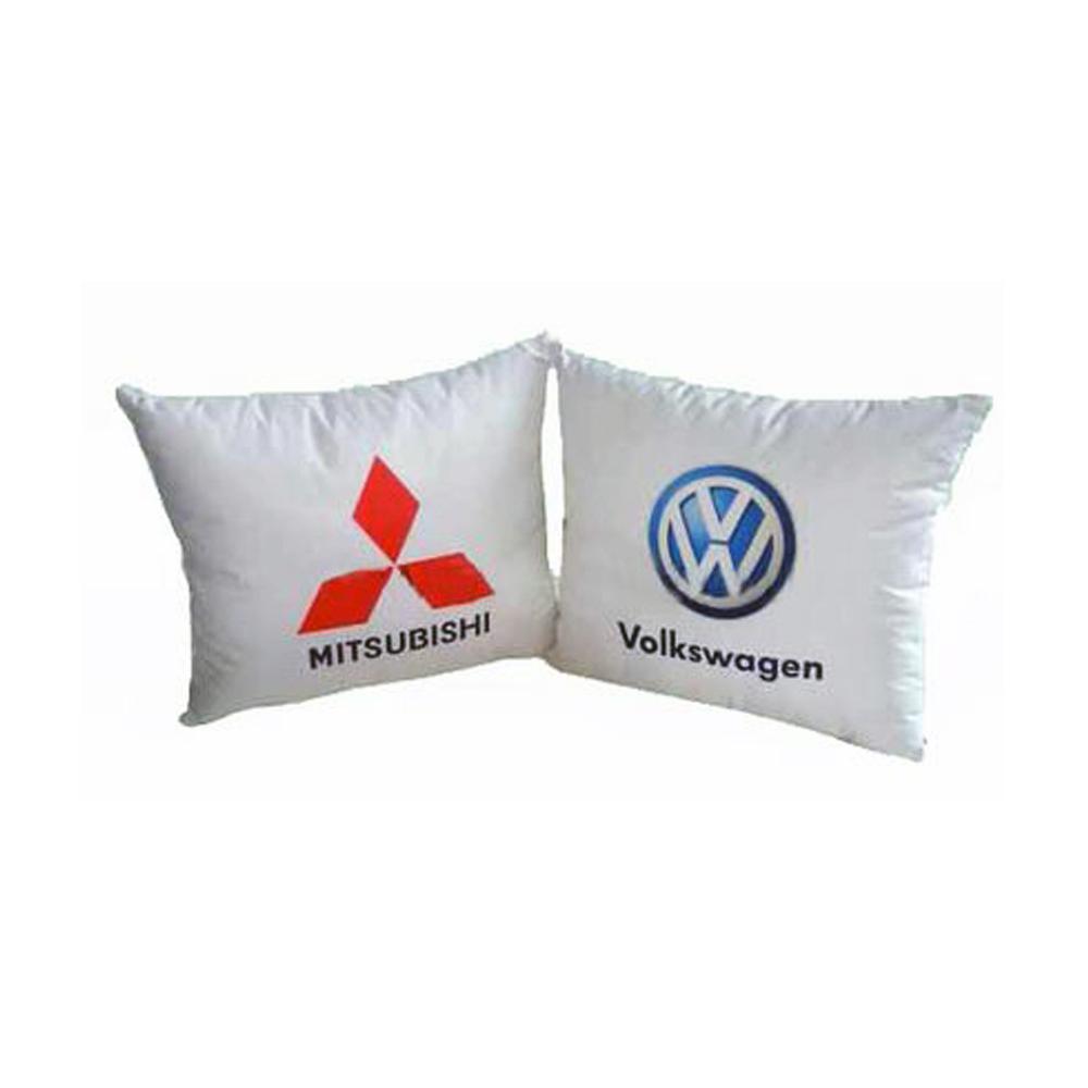 Подушка автомобильная с логотипом авто 50x50
