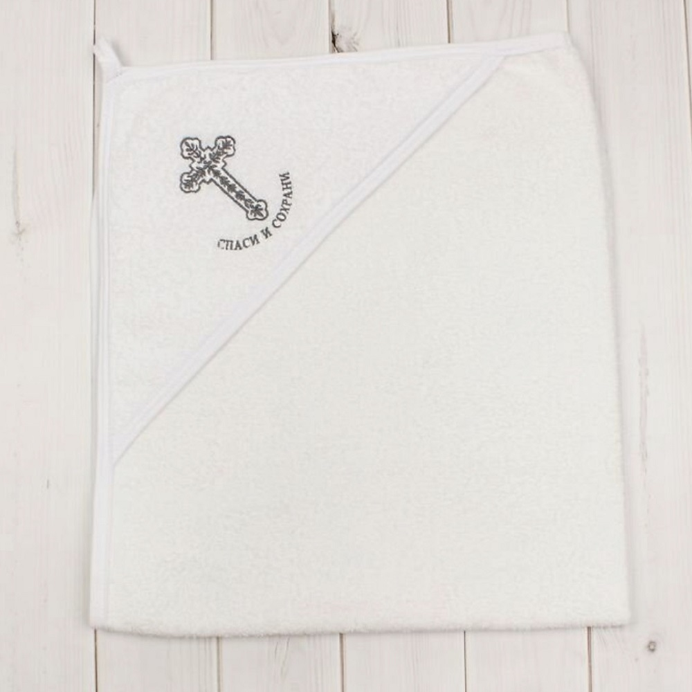 Крестильное полотенце 85x100