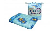 Одеяло из овечьей шерсти утолщенное пакет с ручкой 172x205, 140x205 (силиконизированное волокно)