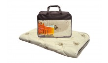 Одеяло из верблюжьей шерсти Сны Шахерезады 220x240, 200x220, 172x205, 140x205 (силиконизированное волокно)