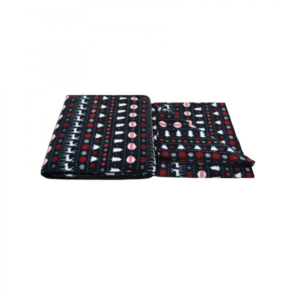 Плед-подушка «Трансформер» 2в1